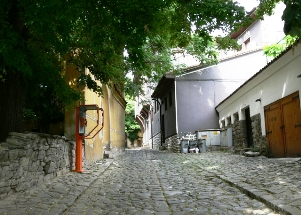 Plovdiv,old city,photo by Nenko Lazarev, imagesfrombulgaria.com
